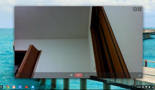 chromebook WEBカメラ